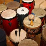 Africký buben: dokonalý nástroj pro vyznavače etna