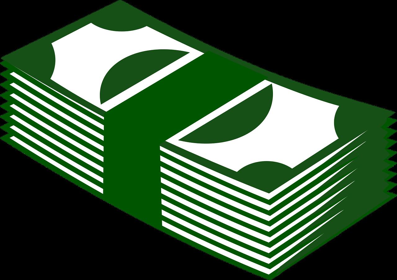 nakreslene bankovky